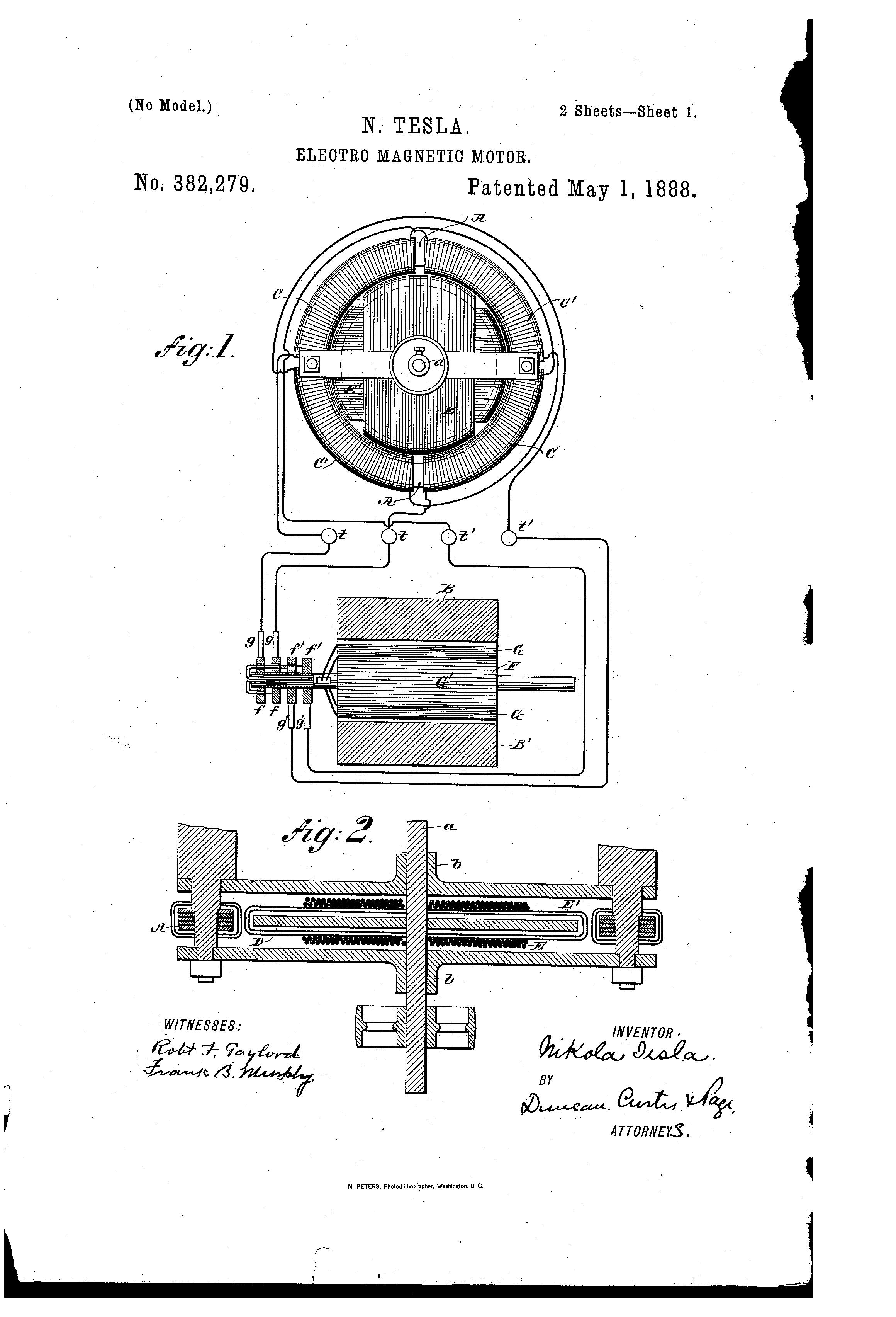 Geen uitvinder zonder patent
