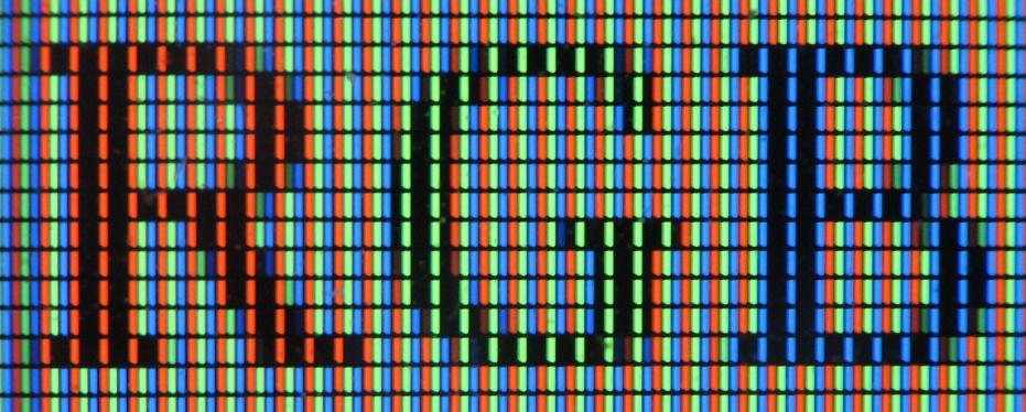 Zo werkt een LCD scherm