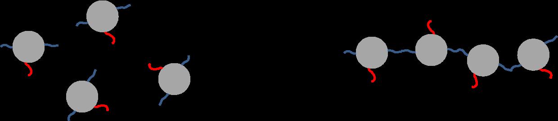 Monomeren met een zijgroep
