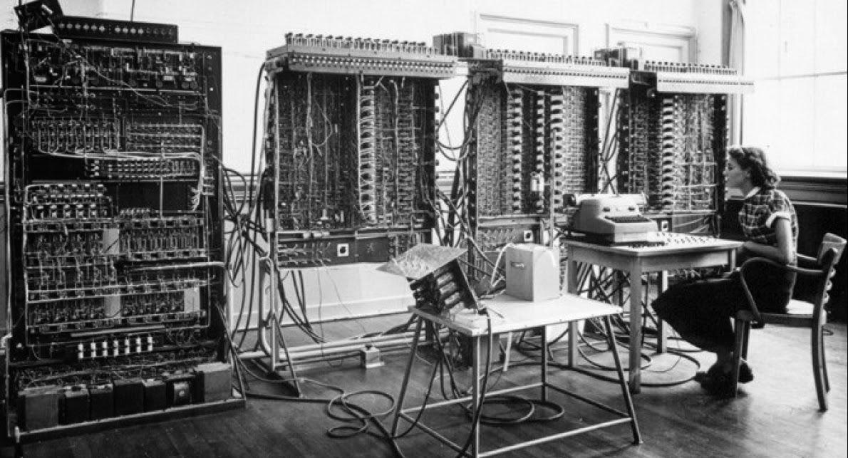 De eerste Nederlandse computer, de ARRA