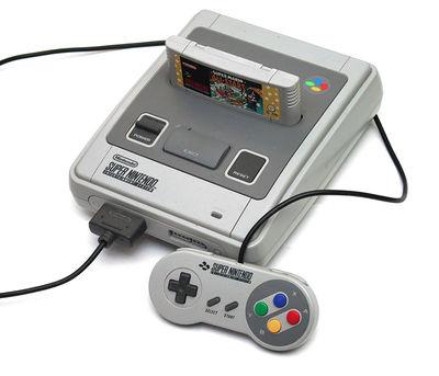 Super Nintendo, klaar om gehackt te worden!