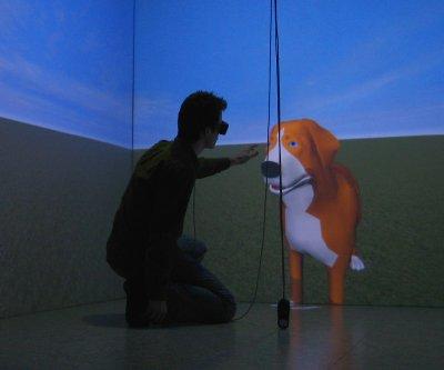 Virtuele hondenvrees