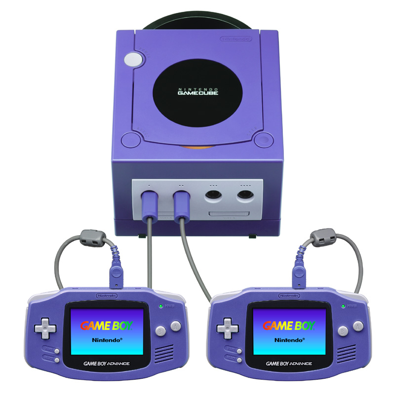 GameBoy link naar GameCube