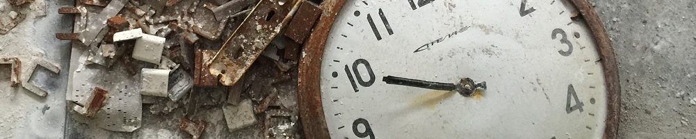 Check even of de klok van je oven nog goed staat