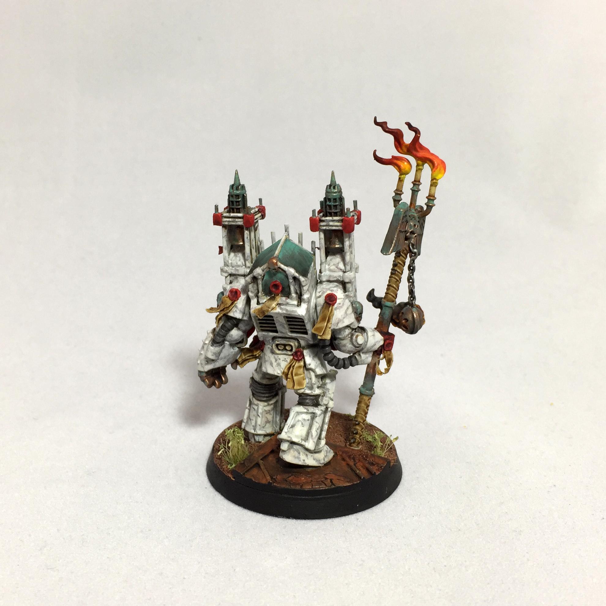Converted Terminator Chaplain