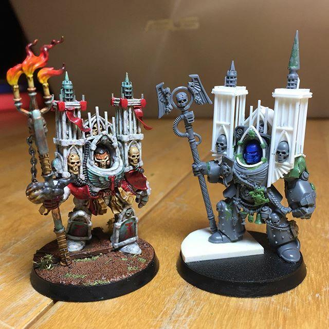 Custom Terminator in progress