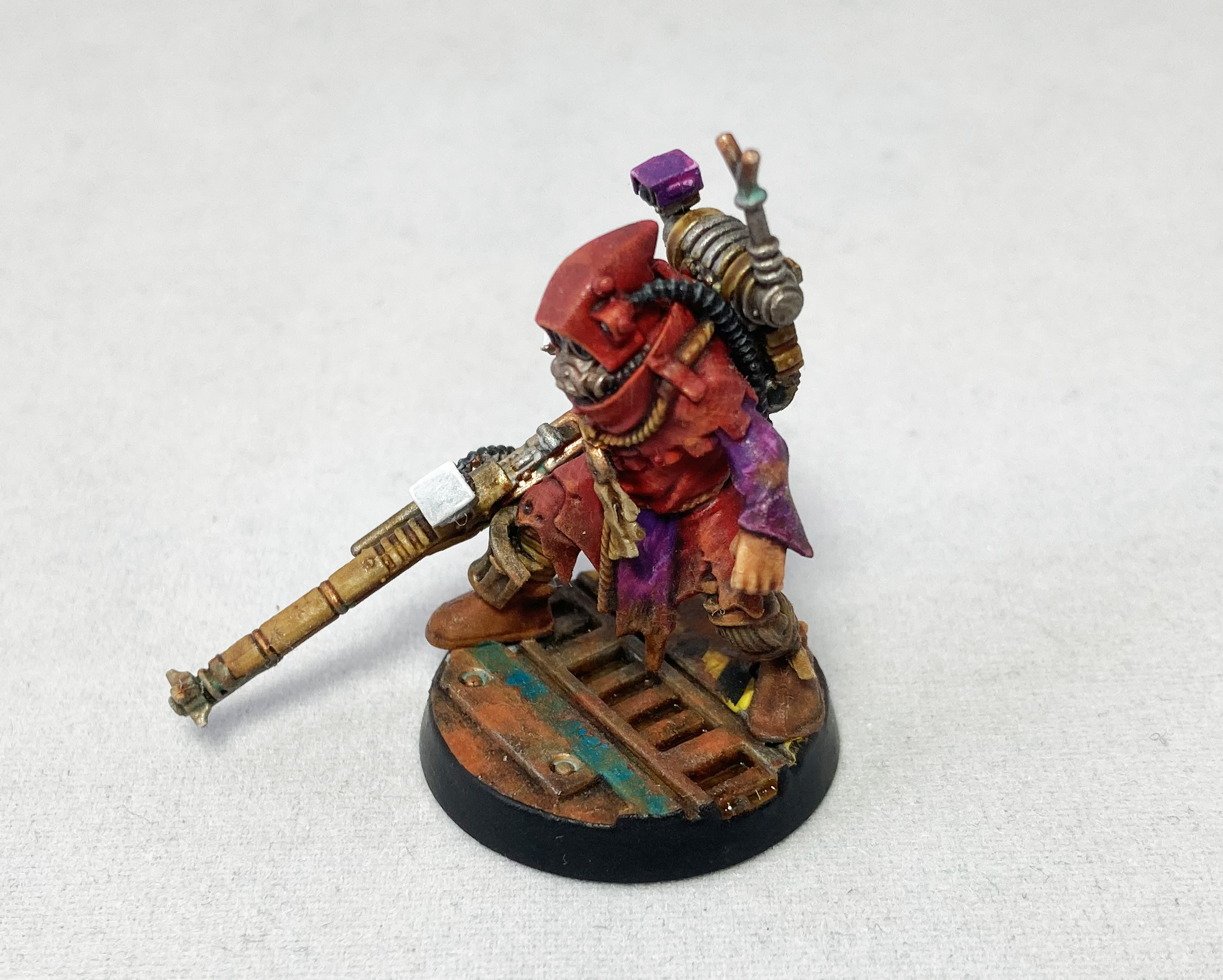 Adeptus Mechanicus Sniper