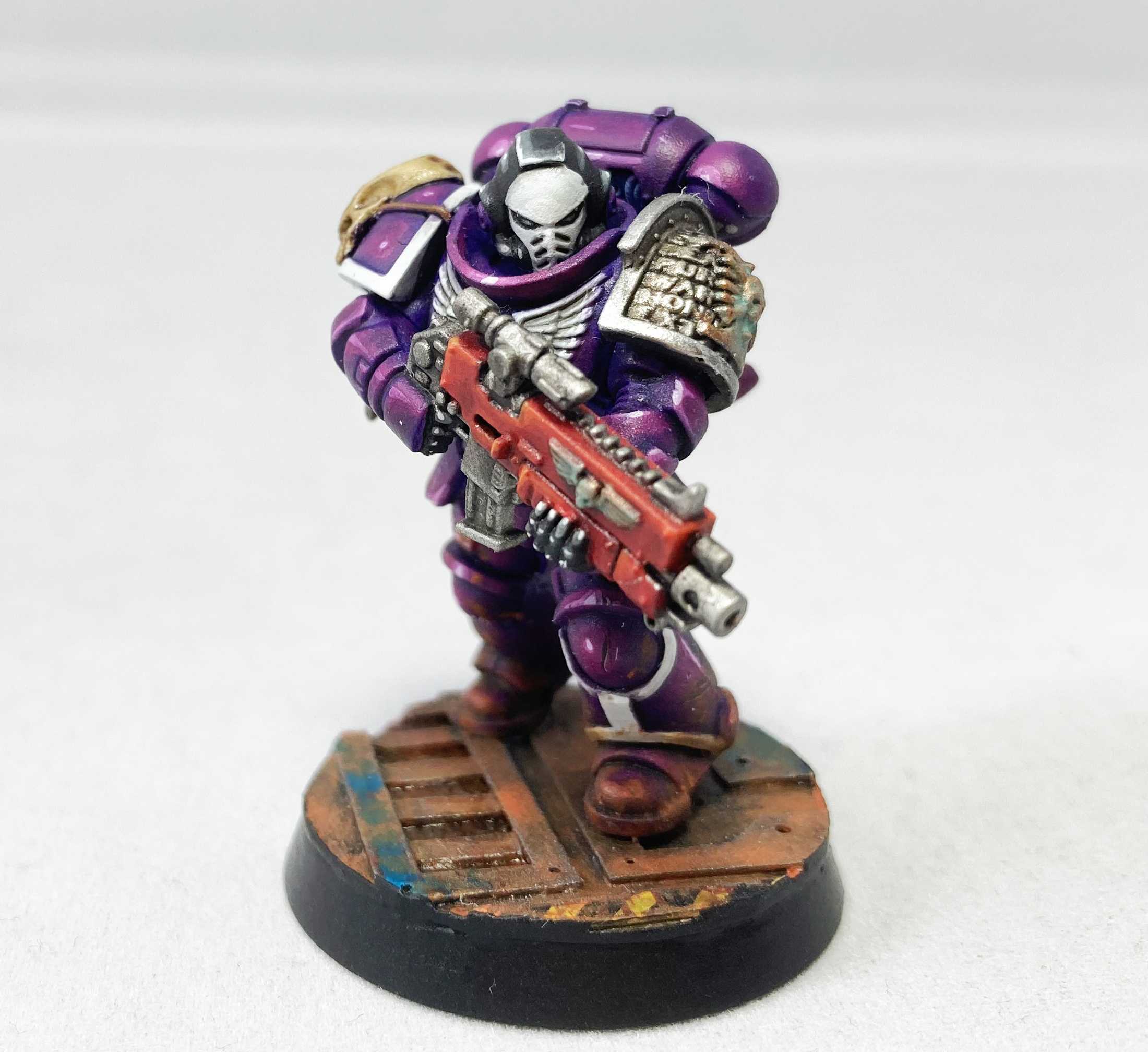 Purple Primaris