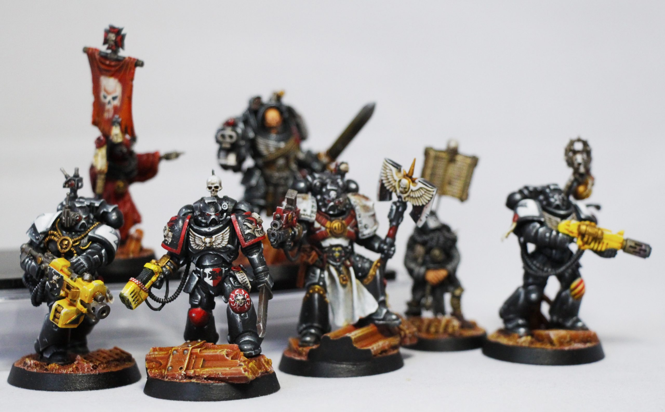Blanchitsu Black Templars