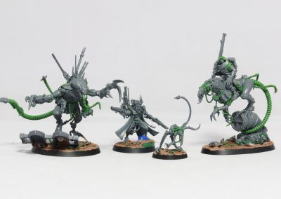 Infested Cultists: Assembled!