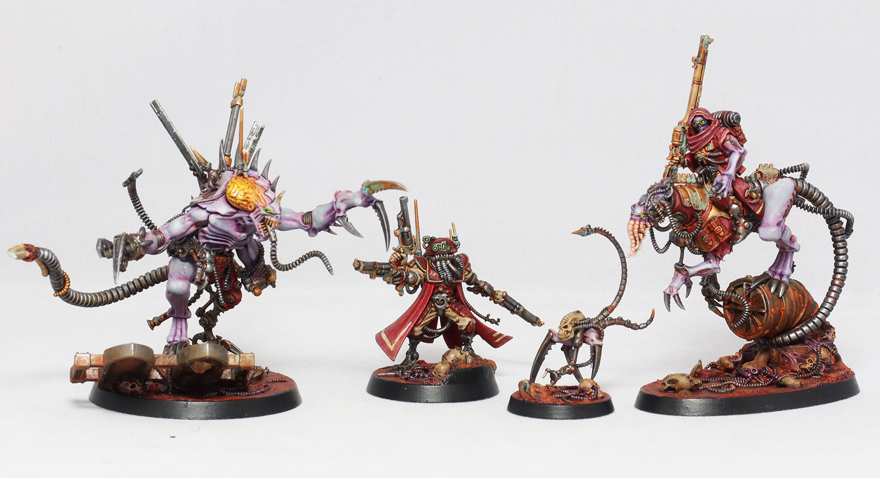 Infested Mechanicus