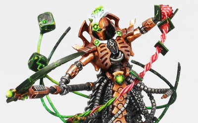 Necron Chronomancer